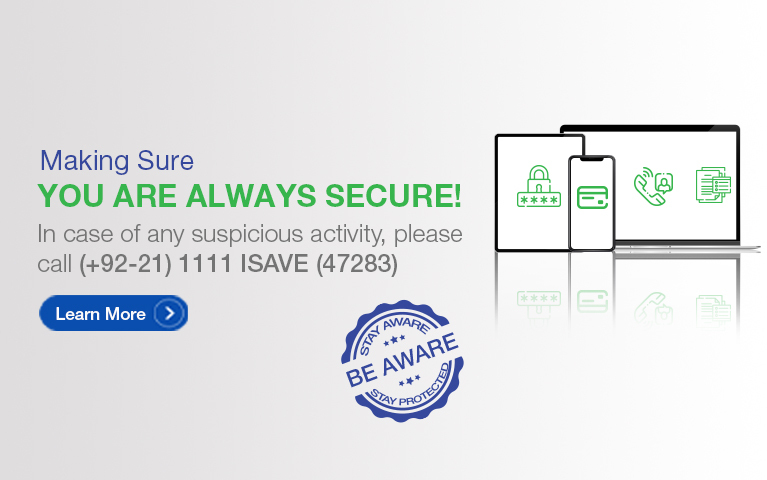 Security Page Mobile